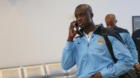 Yaya Toure, Manchester City (1)