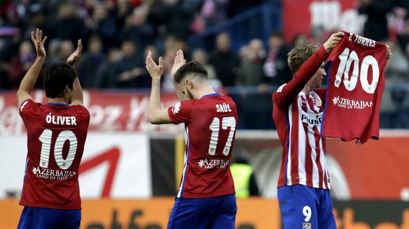 Atletico Madrid  Tores