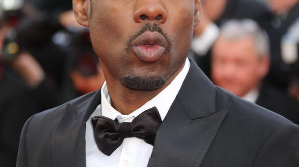 Actor Chris Rock arrives at the premiere of